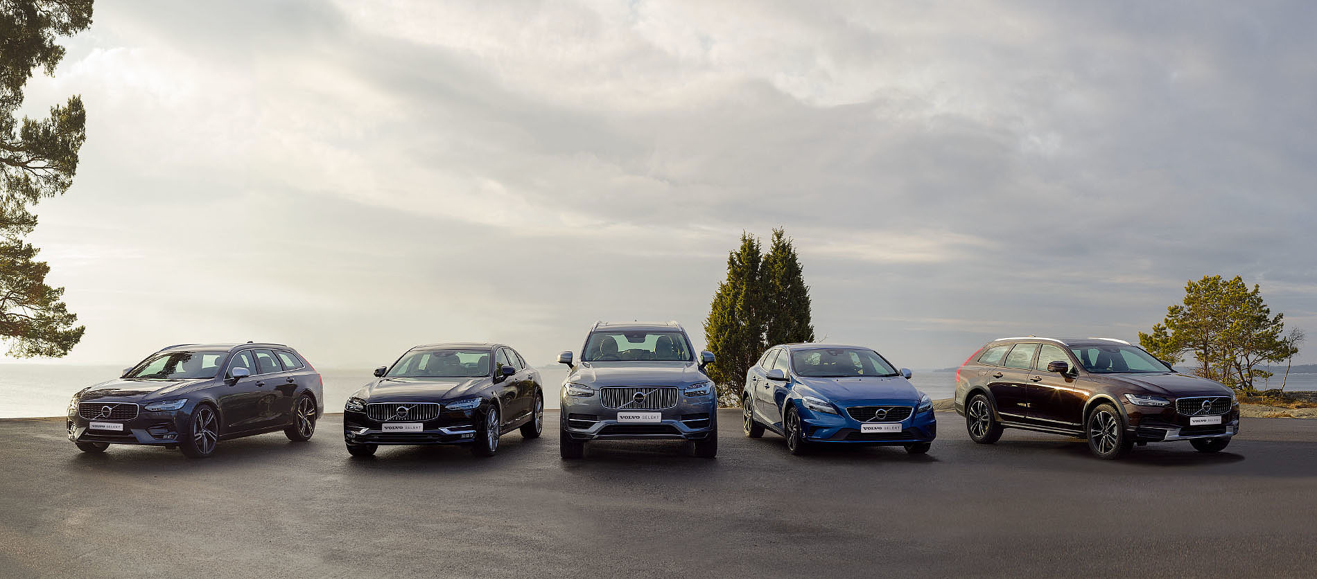 Volvo Selekt V40 Used Cars with 2 Years Complementary Servicing